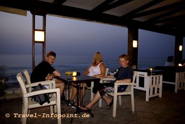Korfu, Acharavi: Fuego Bar