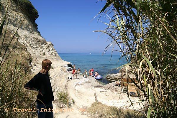 Corfu, Cap Drastis