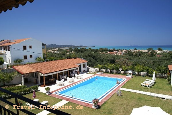 Hotel Panos, Corfu