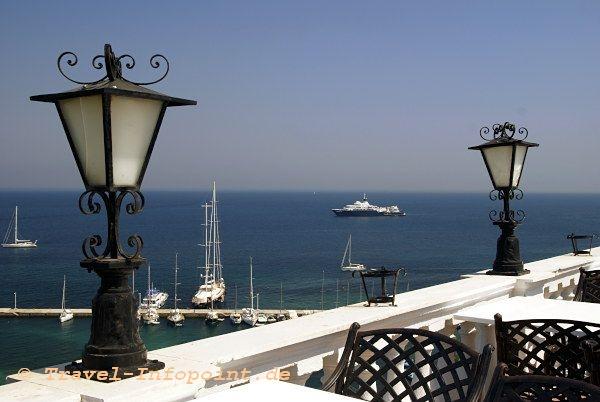 Corfu / Kerkyra: Bablick Hotel Cavallieri