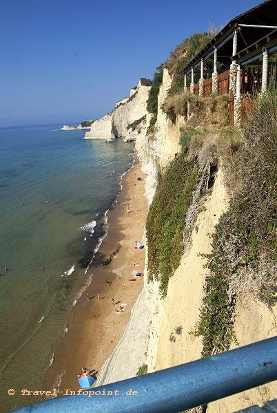 Corfu, Longa Beach