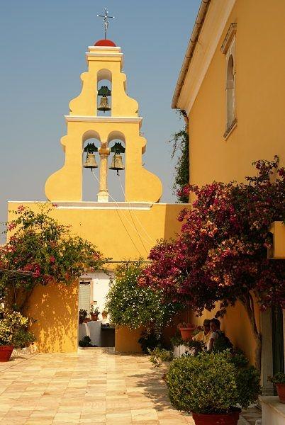 Korfu, Paleokastritsa Kloster