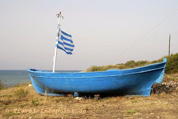 Corfu, Spiridonas