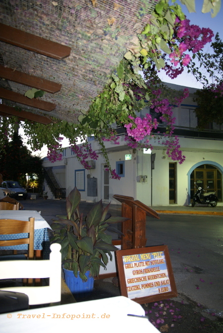 Taverne in Pili / Kos