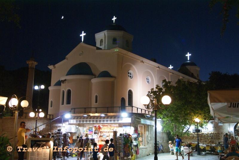 Basilika Agia Paraskevi / Kos-Stadt