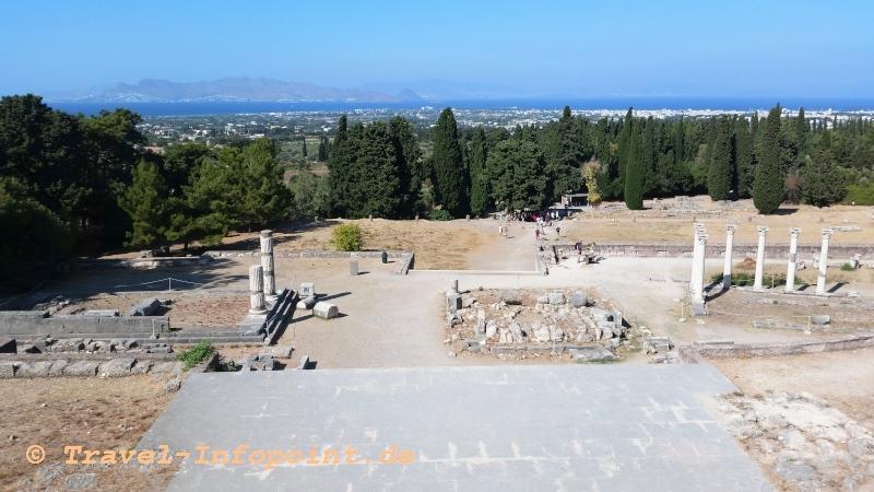 Heiligtum des Asklepios, Kos