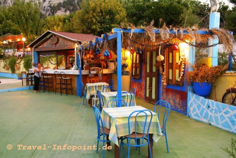 Taverne in Zia, Kos