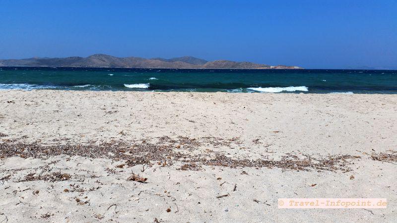 Strand bei Tigaki, Kos