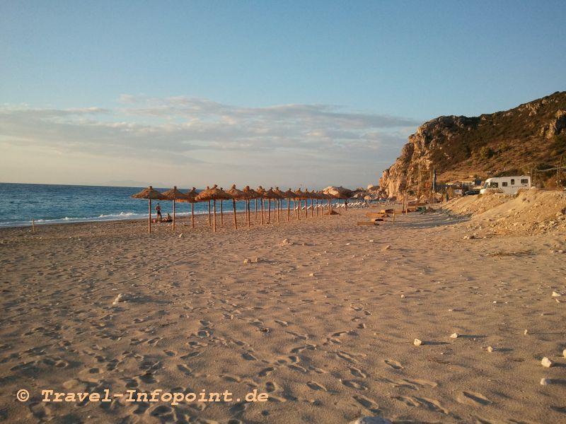 Kathisma-Beach, Lefkas