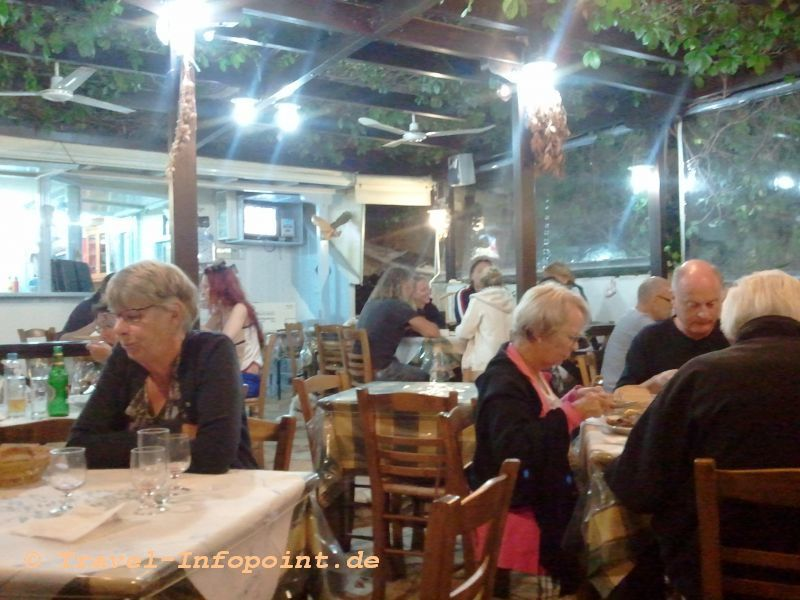"Taverne ""Klimataria"", Agios Nikitas / Lafkas"