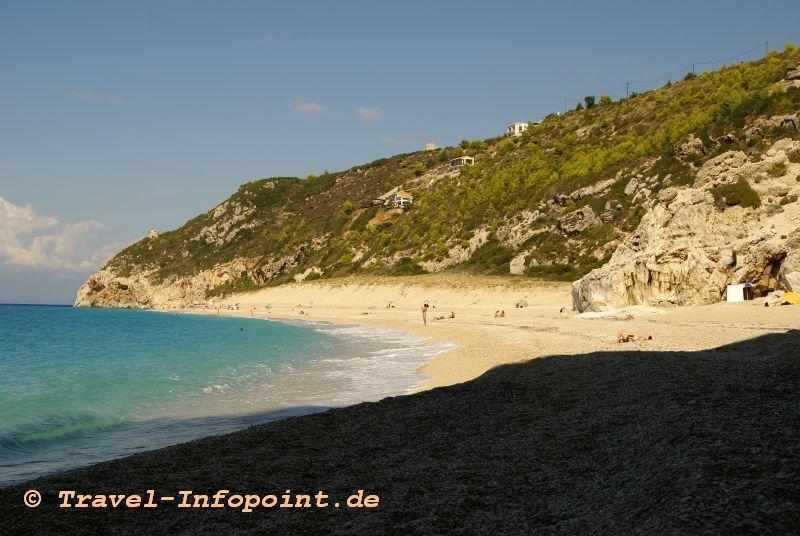 Milos-Beach, Lefkas