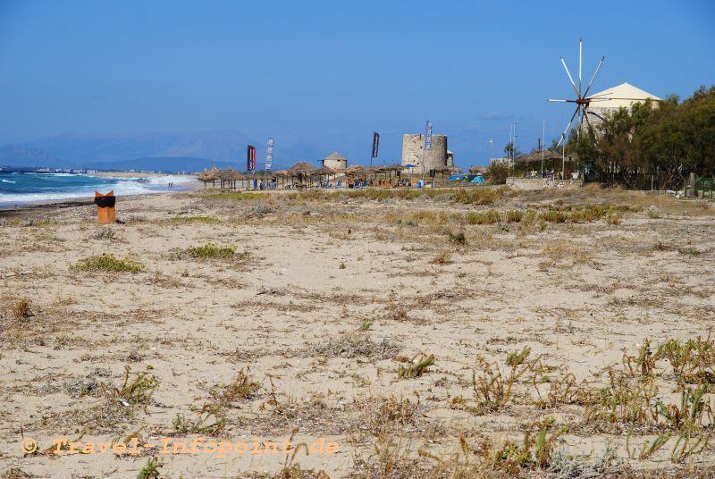 Strand Agios Ioannis, Lefkas