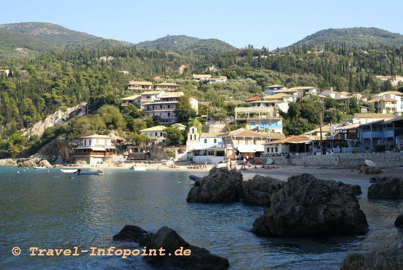 Bucht von Agios Nikitas, Lefkas