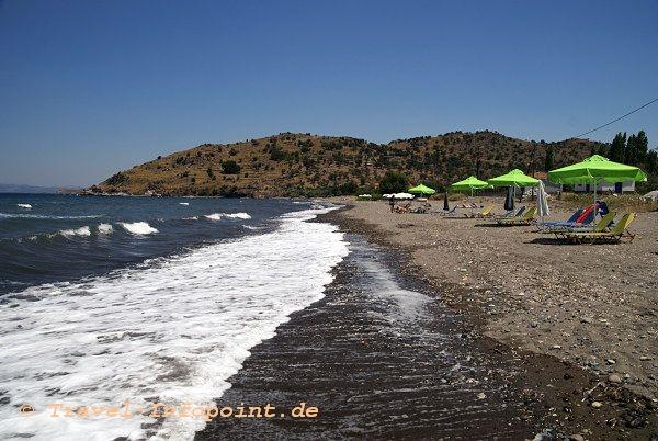 Ambeila Beach, Lesbos