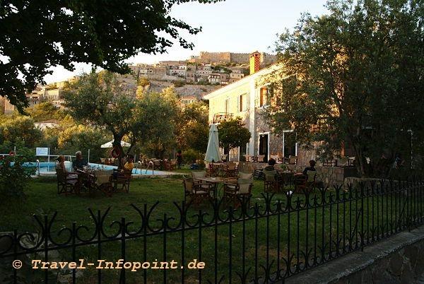 Hotel Amfitriti, Lesbos / Molivos