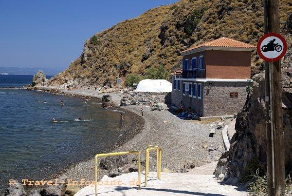 Eftalou, Lesbos