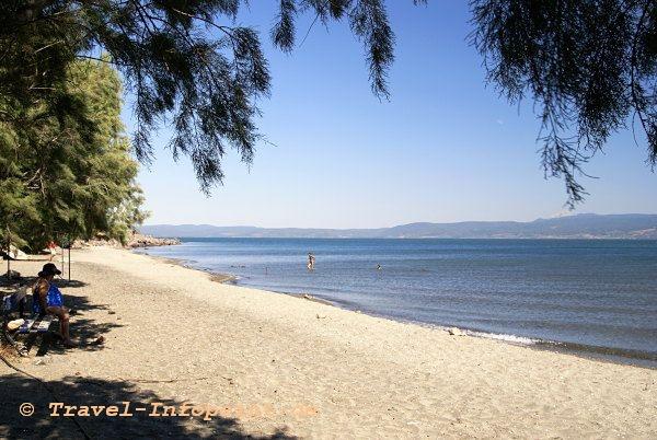 Golf von Kalloni, Lesbos