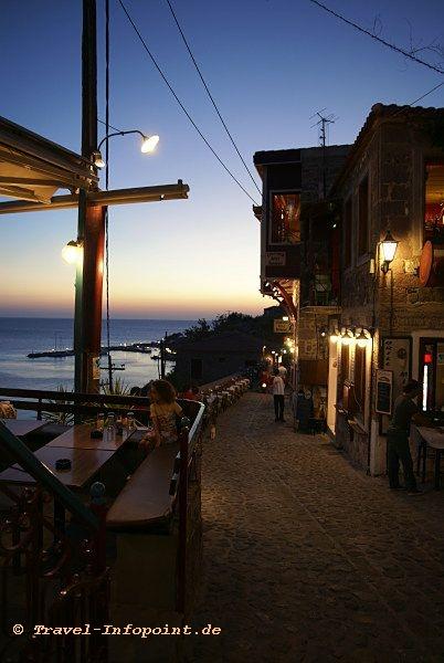 Molivos, Lesbos