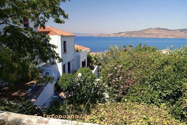 Hotel Aegean View, Petra (Lesbos)