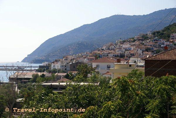 Plomari Küste, Lesbos
