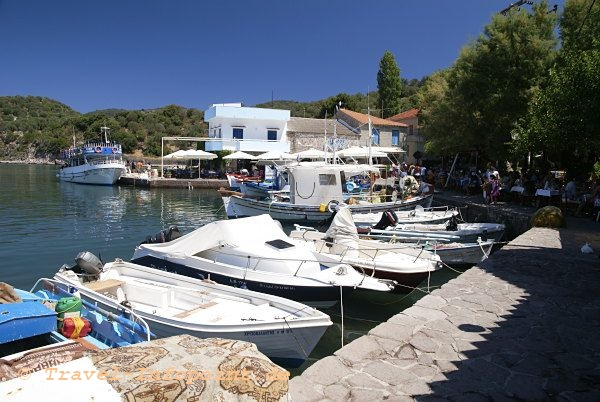 Skala Sikamineas, Lesbos