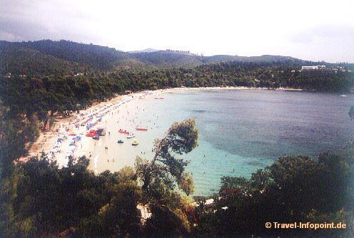 Koukounaries Beach (vergrößerte Ansicht in der Bildergalerie 4)