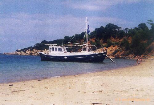 Mandraki Beach, Skiathos (vergrößerte Ansicht in der Bildergalerie 4)