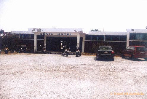 Xenia-Hotel, Skiathos (vergrößerte Ansicht in der Bildergalerie 4)