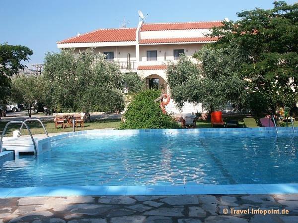 Hotel Coral Beach / Atrium, Thassos