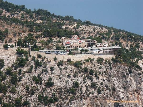 Kloster Archangelou, Thassos