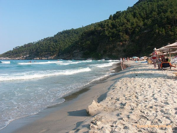 Paradies Beach, Thassos