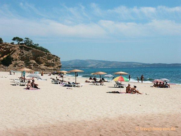 Tripiti-Beach, Thasos