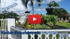 Karibik-Kreuzfahrt: Höhepunkte mit Dougaldston-Plantage