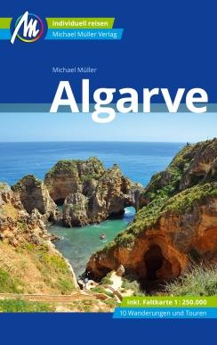 Ansicht Reiseführer Algarve