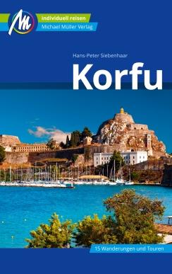 Ansicht Reiseführer Corfu