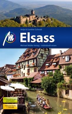 Ansicht Reiseführer Elsass/Strasbourg
