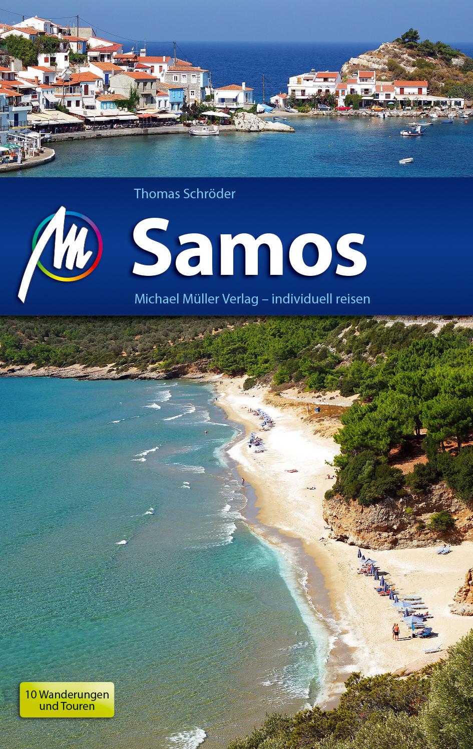 Ansicht Reiseführer Samos