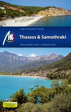 Ansicht Reiseführer Thassos