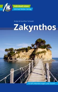 Ansicht Reiseführer Zakynthos