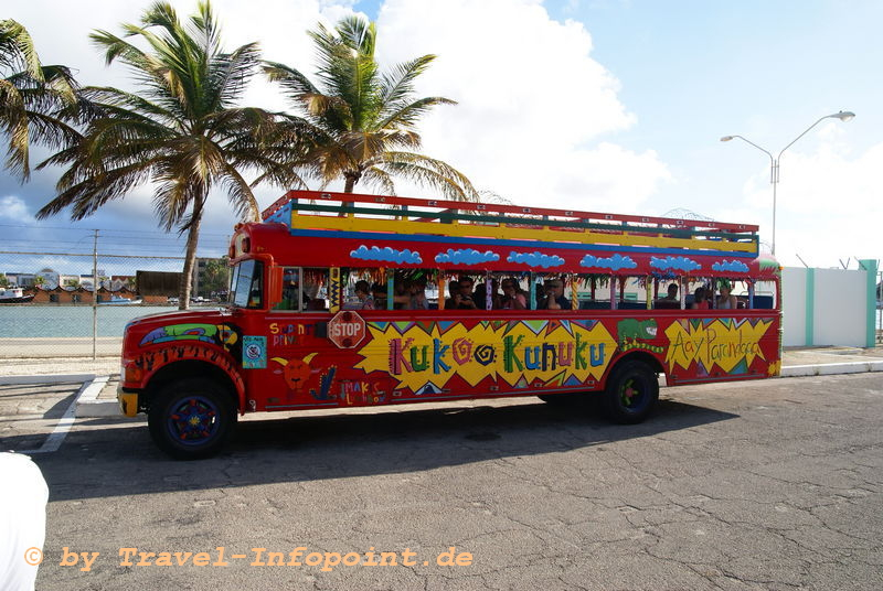 Party-Bus Aruba