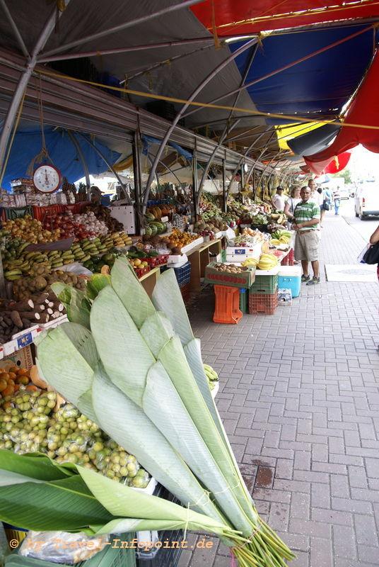 Markt Willemstad, Curacao