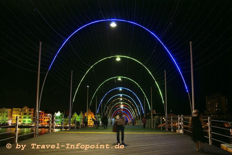 Königin Emma Brücke, Willemstad / Curacao